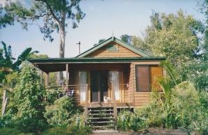 Corey Loved Lake Weyba Cottages
