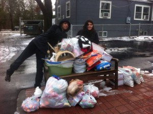 More Items Donated!