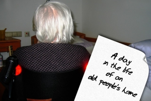 A Day In The Life Of An Old People's Home